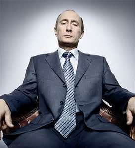 PutinSitting